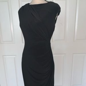Ralph Lauren stretchy midi dress